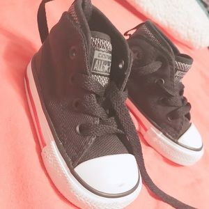 Converse baby boy shoes